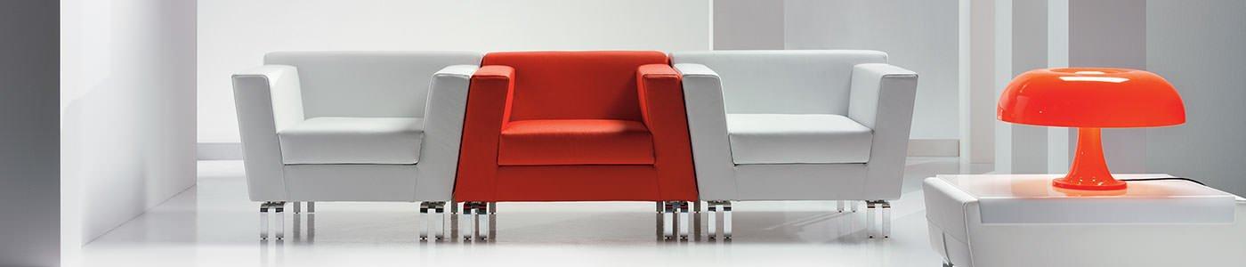 Sedie per ufficio mobili per ufficio arredo per ufficio for Sedute per ufficio