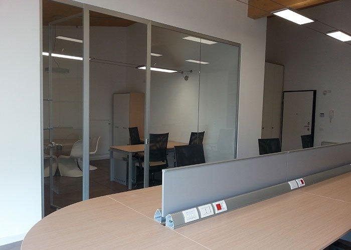 Insport srl case history di mobili per ufficio milano for Mobili ufficio milano