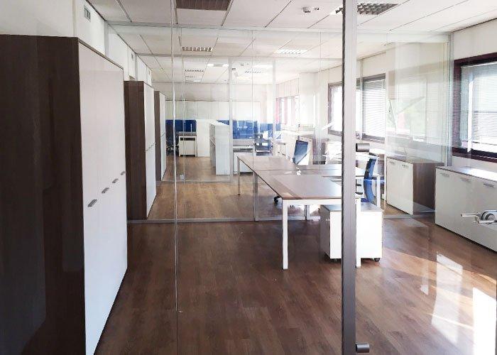 F i p aliaxis group case history di mobili per ufficio for Mobili per ufficio milano