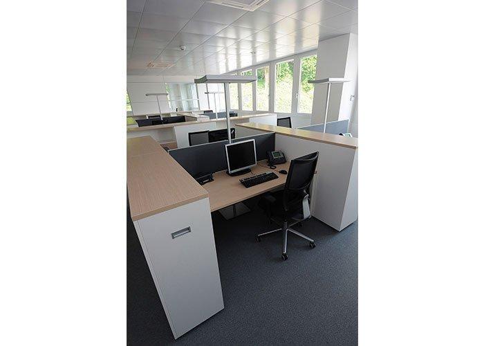 B source s a case history di mobili per ufficio milano for Mobili ufficio milano