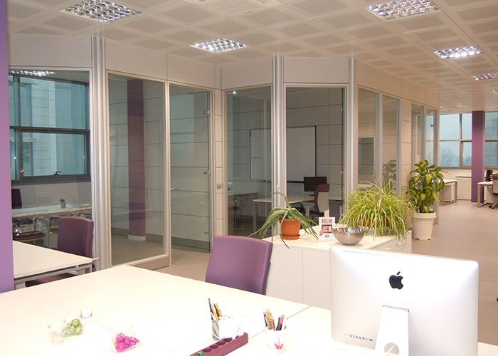 Applix srl case history di mobili per ufficio milano for Mobili ufficio milano