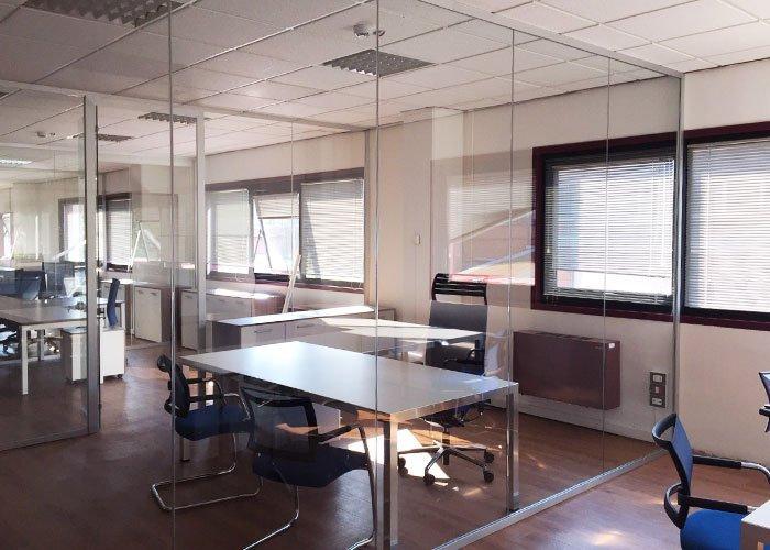 F i p aliaxis group case history di mobili per ufficio for Mobili ufficio milano