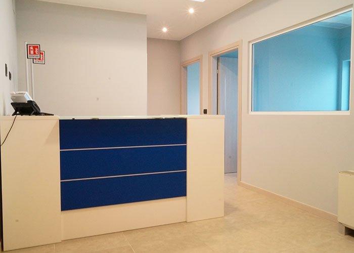 Quintesi di mestre case history di mobili per ufficio milano for Mobili ufficio milano