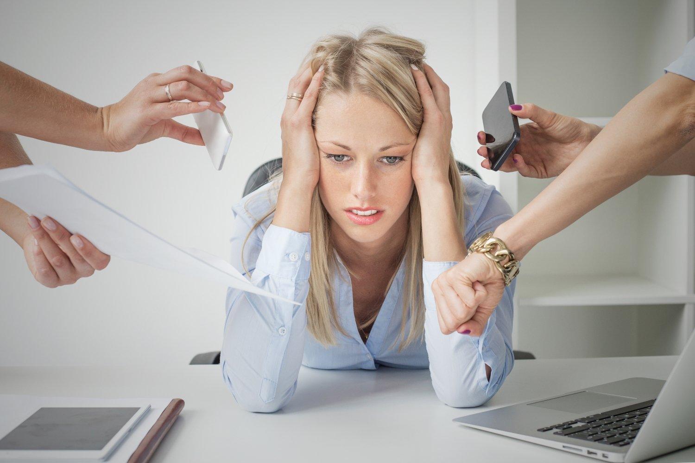 stress ufficio milano