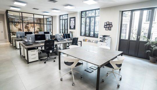 Contract ufficio milano