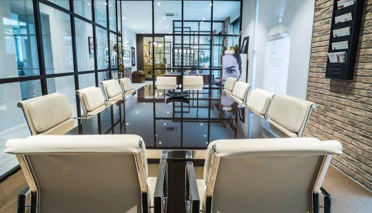 sala riunione Nashi argan