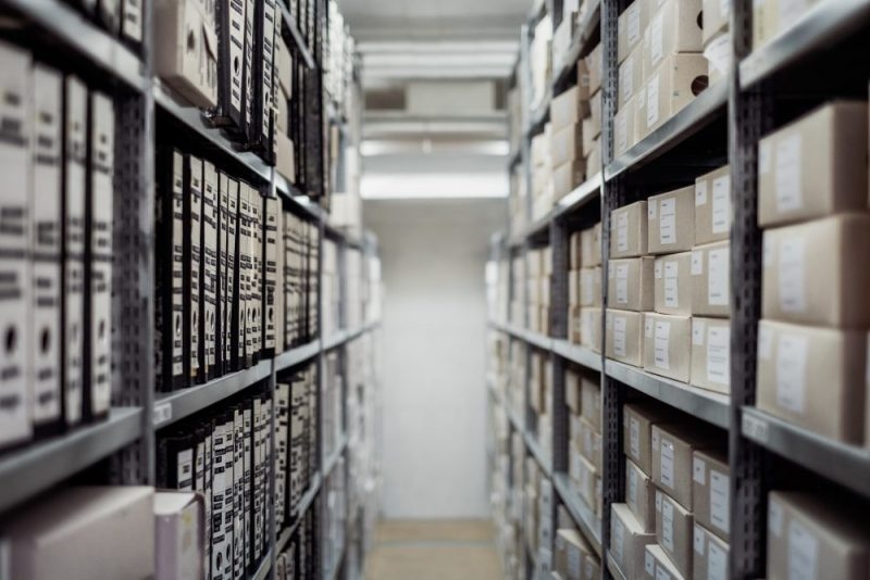 archivio mobili per ufficio milano