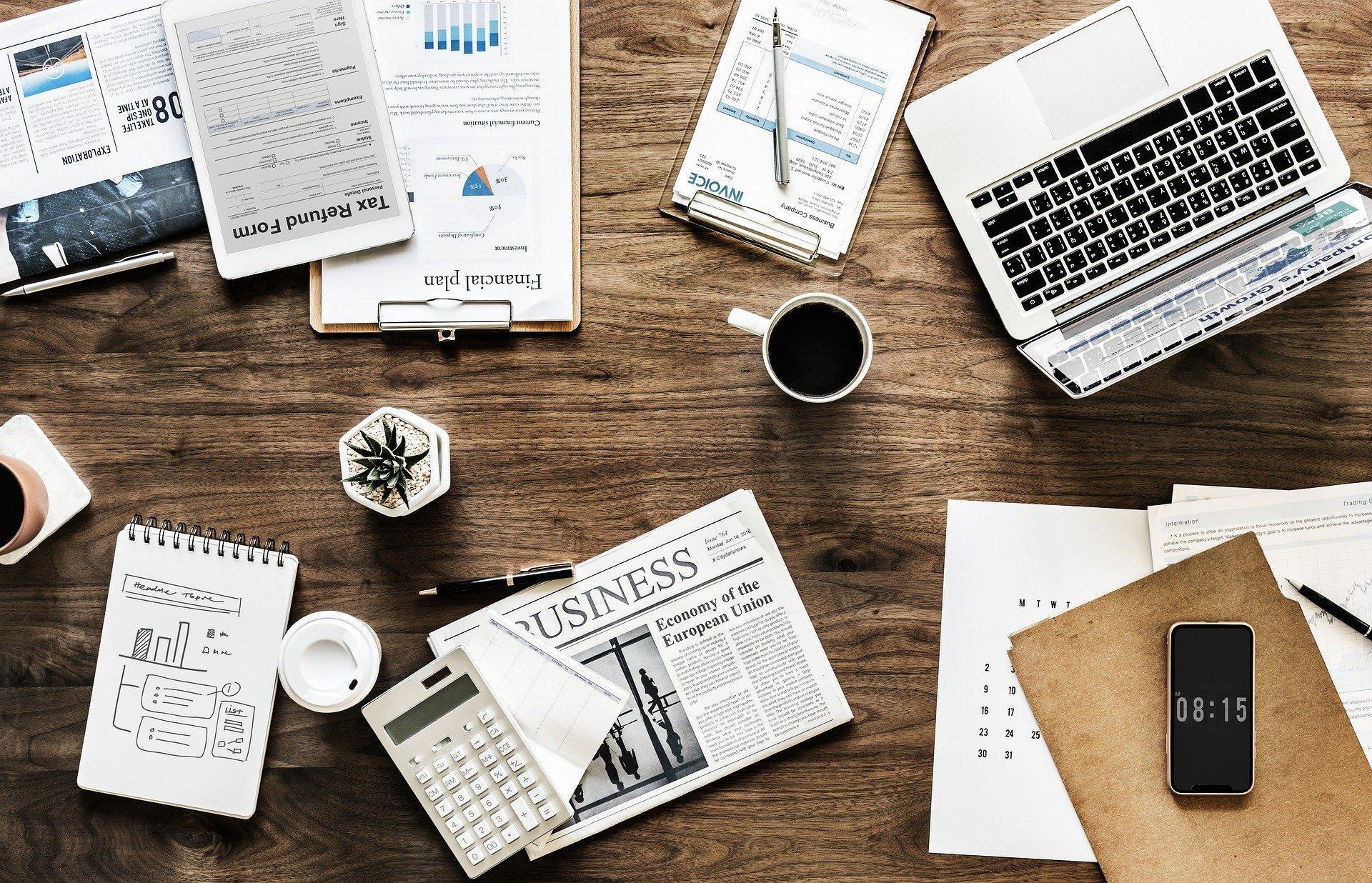 organizzare lavoro in ufficio
