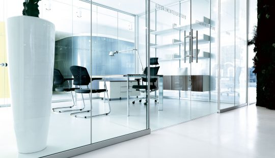 parete divisoria per ufficio milano